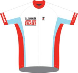 Officiell tröja för Team Utan Gränser