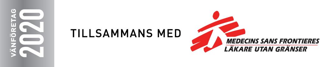 TUG - vänföretag till Läkare Utan Gränser